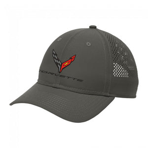 Next Generation New Era Perforated Performance Cap - GM Company Store