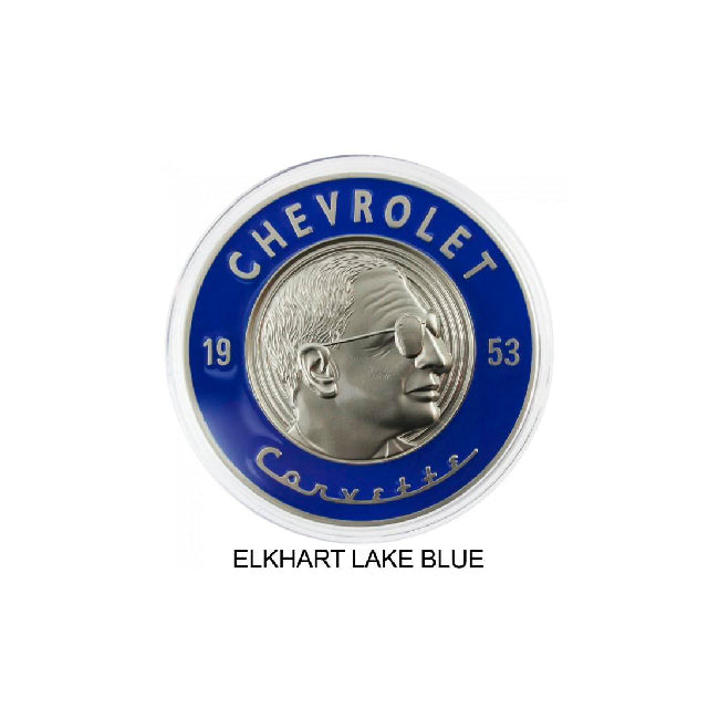 Elkhart Lake Blue