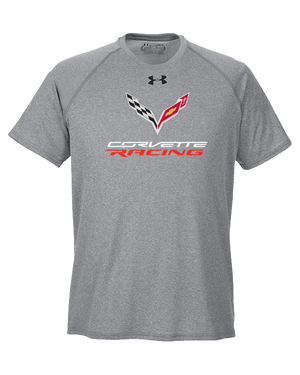 Under Armour Locker T-Shirt w/Corvette Racing - GM Company Store