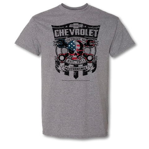 Chevrolet Racing Mr. Crosswrench T-Shirt - GM Company Store