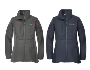 GM Women Insulated Jacket - GM Company Store