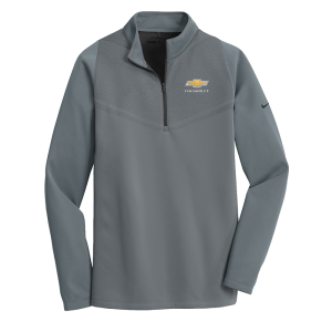 NIKE Grey/Black Therma-FIT Chevrolet 1/4 Zip