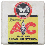 ACDelco Stone Coaster AC Cleaning Station - GM Company Store