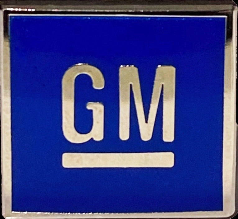 General Motors Lapel Pin-GM BLUE - GM Company Store