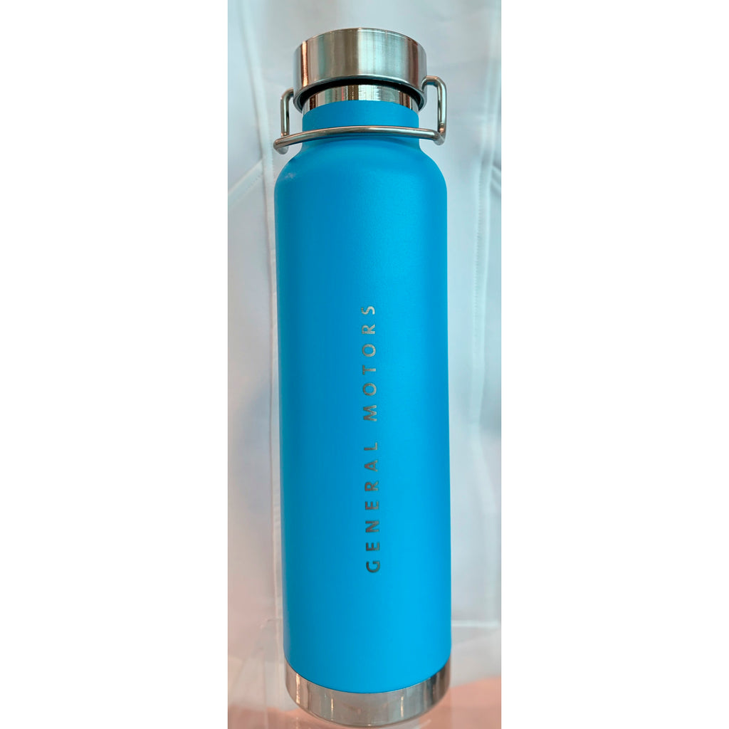 General Motors Copper Vacuum Insulated 22 oz Bottle