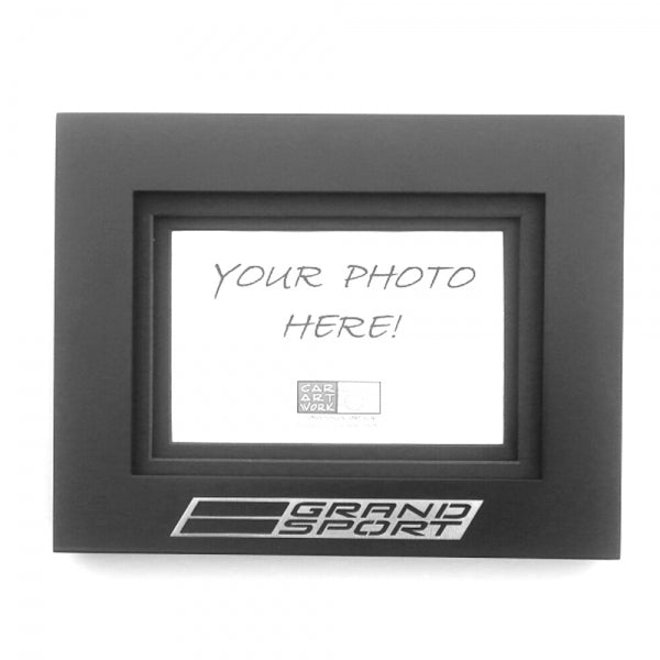 C7 Grand Sport Picture Frame - GM Company Store