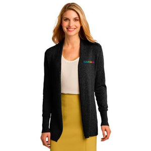 GM Women Ladies Open Front Cardigan Sweater - GM Company Store