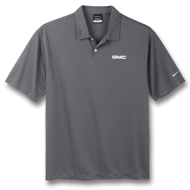 GMC Nike Pebble Texture Polo - GM Company Store