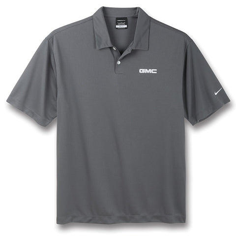 GMC Nike Pebble Texture Polo