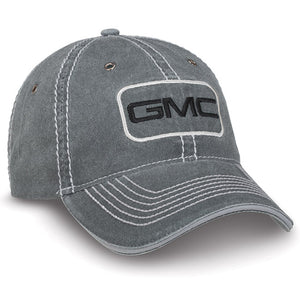 GMC Casual Patch Gray Cap