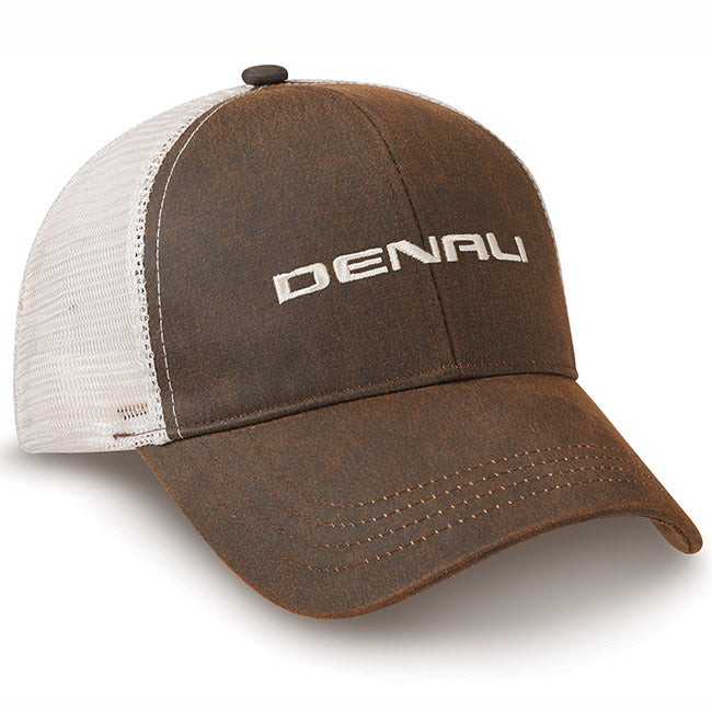 Denali Enzyme Washed Mesh Back Cap - GM Company Store