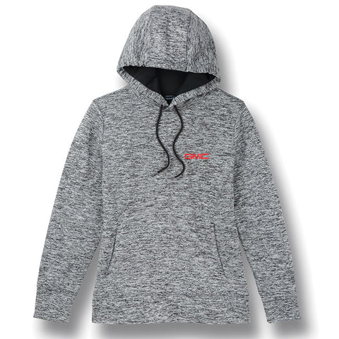 GMC Ladies Fleece Hooded Pullover