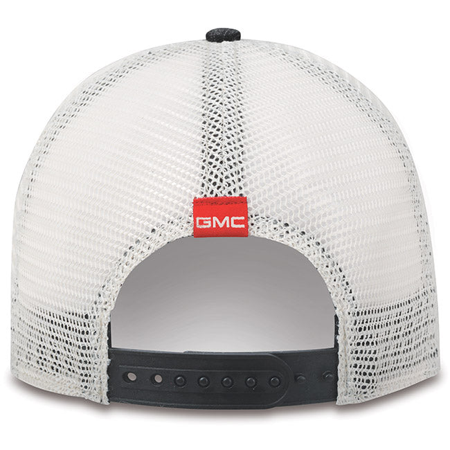 GMC AT4 Gray Marled Patch Cap - GM Company Store
