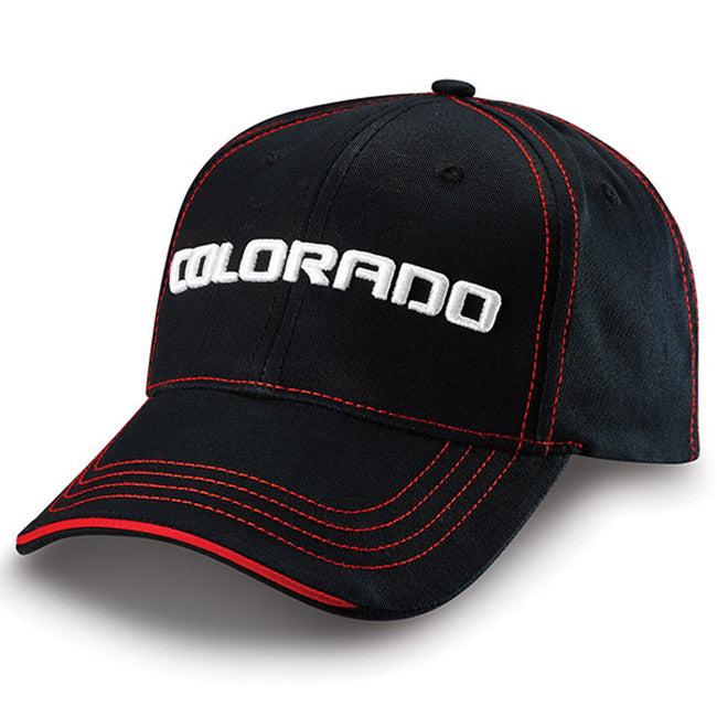 Chevy Colorado Black Cap - GM Company Store