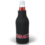 GMC Black Zippered Bottle Coolie