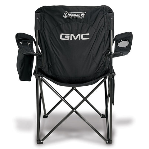 Black Coleman®  Cooler Chair - GM Company Store