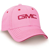 Ladies GMC Pink Trademark Sandwich Cap - GM Company Store