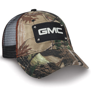 GMC Realtree Rivet Patch Cap