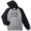 Chevy Vintage Color Block Hooded Sweatshirt - GM Company Store
