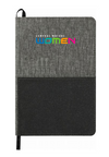 GM Women Reclaim Recycled Bound JournalBook With Pocket - GM Company Store