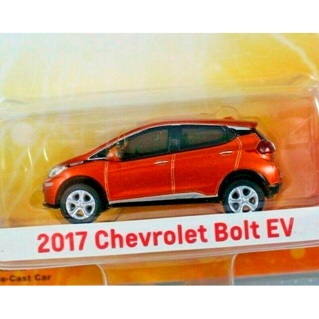 2017 Chevrolet Bolt EV Diecast 1:64th Scale - GM Company Store