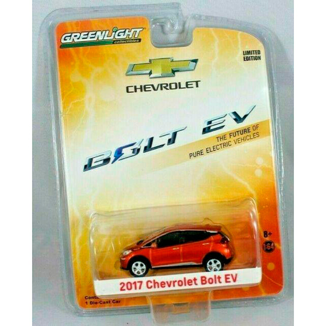 2017 Chevrolet Bolt EV Diecast 1:64th Scale