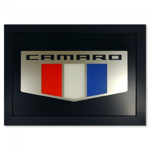 Camaro Six Badge Mirror - GM Company Store