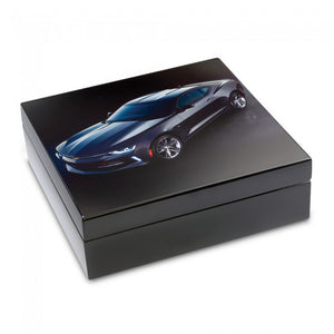 Camaro Square Keepsake Case - GM Company Store