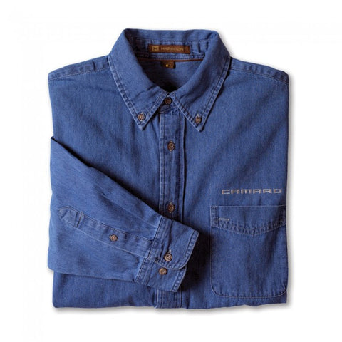 Camaro Signature Denim Shirt - GM Company Store