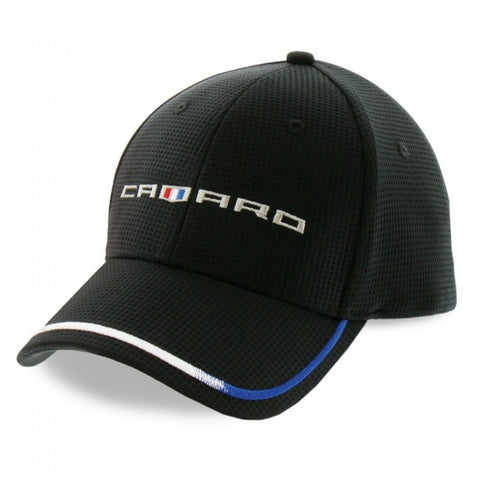 Camaro Red, White & Blue Heritage Cap - GM Company Store