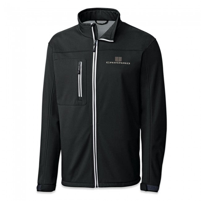 Camaro Hood Stripes Waterproof Jacket - GM Company Store
