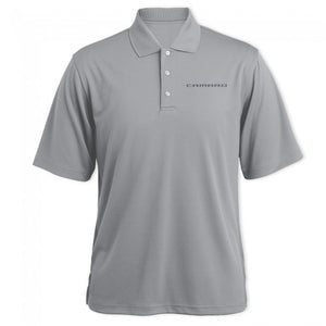 Camaro Signature Polo- Gray Heather - GM Company Store