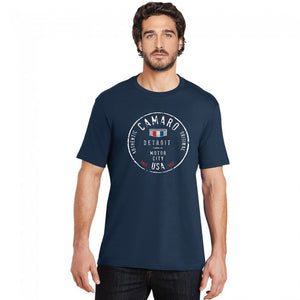 Camaro Authentic Motor City Tee - GM Company Store