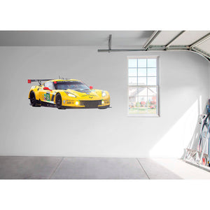 Fathead C7R Corvette Racing Wall Decal - GM Company Store