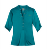 GM Women  OGIO® Henley-Teal - GM Company Store