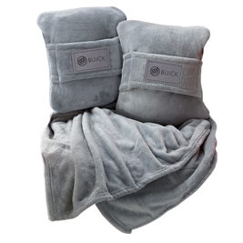 Buick Travel Pillow Blanket Combination