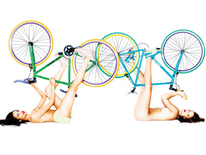 Double Bikes by Ben Watts