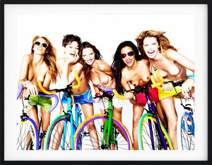 Bikes by Ben Watts