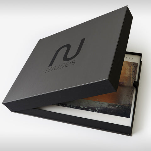 NU MUSES 20x24 PREMIUM EDITION BOX SET