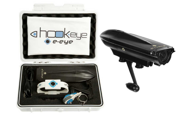 HOOK-EYE SPORTFISHING ACTION CAMERA