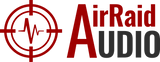 AirRaid Audio Logo