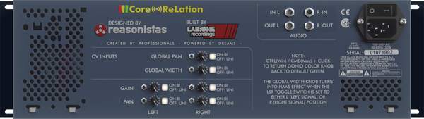 CoreReLation Phase Analyser