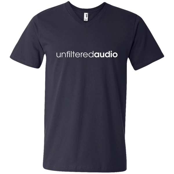 Official Unfiltered Audio V-Neck T-Shirt (W)