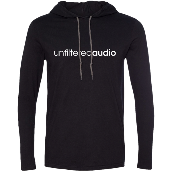 Official Unfiltered Audio LS Hoodie T-Shirt (W)