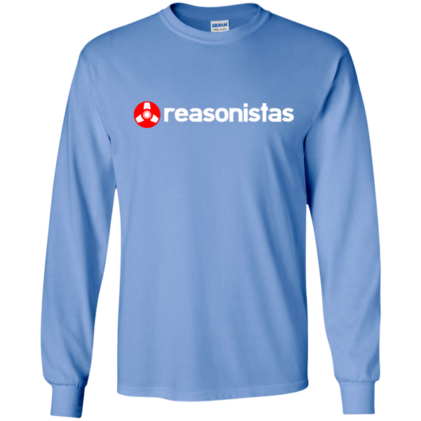 Official Reasonistas Ultra Cotton LS T-Shirt (R&W)