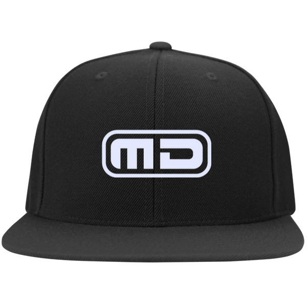 Official Mathieu Demange Flat Bill Twill Flexfit Cap (W)