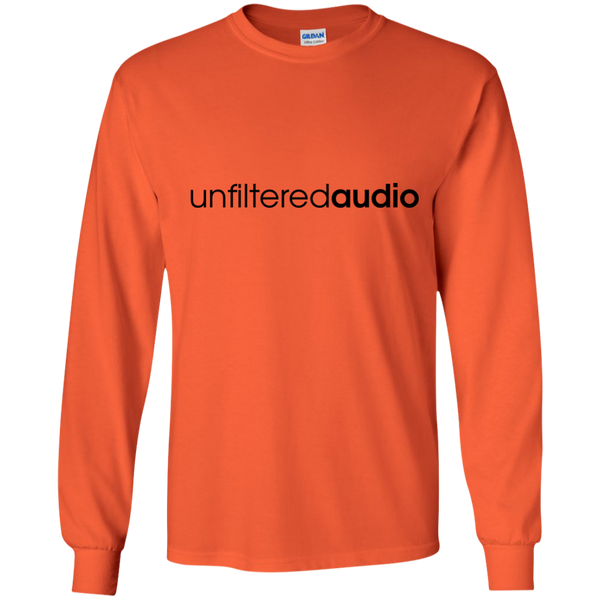 Official Unfiltered Audio LS T-Shirt (B)