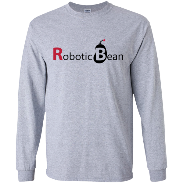 Official Robotic Bean LS T-Shirt (R&B)