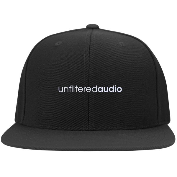 Official Unfiltered Audio Flat Bill Twill Flexfit Cap (W)