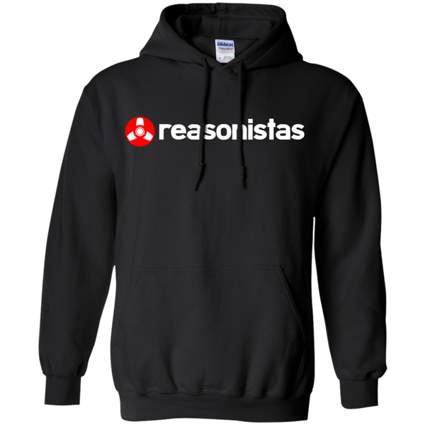 Official Reasonistas Pullover Hoodie (R&W)